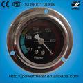 ( Ytn-50bd ) 50 mm de llenado de aceite medidor de presión de vacío de calibración manómetro