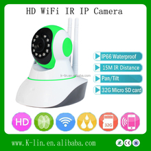Pan/Tilt Alarm Video Seurity Device For Your Home Security Camera System