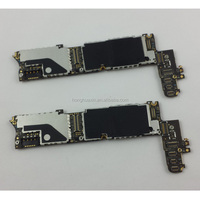 Hot Selling 100% working original Unlocked Motherboard for iPhone4 4G Logic Board Mainboard for iphone 4 Replacement with chip!