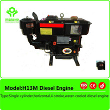2015 most popular super power single cylinder air/water cooled diesel engine