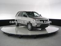 6 meter diameter car turntable platform
