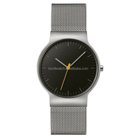 Good price mesh band watch 2016 most popular new fashion watch style for lady