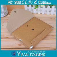 Shenzhen factory Multicolor PU stand case for ipad mini,Detachable Case For Ipad 2/3/4