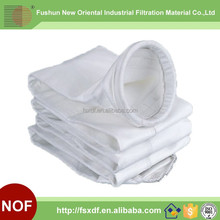 Metallurgy of ferrous metals casting Polyester air filter bag