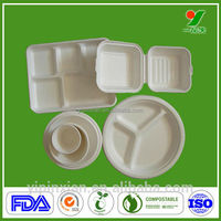 New china products water-proof sanitary disposable paper tray