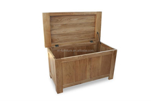 Antique furniture solid wood blanket box bedroom furniture