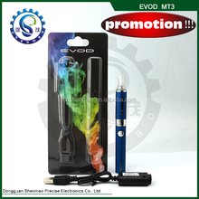 2014 wholesale most popular evod blister pack with factory price evod mt3 starter kit