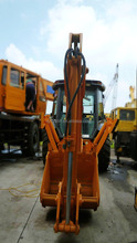used front and end loader