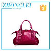 Custom Tailor Cosmetic Leather Handbags Made In Usa