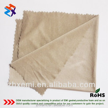 Best quality 100% silver fiber conductive fabric for materni