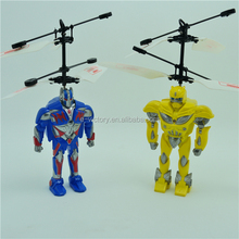 Hot sell New Copter Spaceman RC Flying man Infrared Induction Toys For Kids