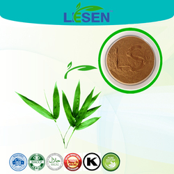 Bamboo leaf extract silicone / organosilicon