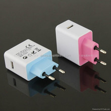 2014 HOT SELLING New! micro usb charger 1a with CE&RoHS