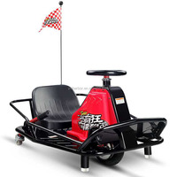 Hot selling crazy kart electric motor go kart