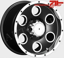 20 inch Car Rims America Racing Style 7 Spokes Strength and Performance Enhancing for Full Fitment