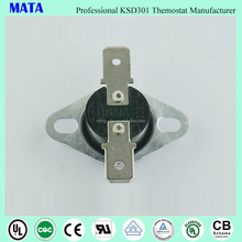 MATA KSD301 125V 16A bimetalic thermostat