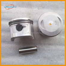 China new jialing 70cc engine parts Piston and piston ring fit for dirt bike