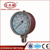 Different types of water pressure gauges, pressure gauge types