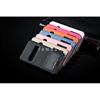 Dual Window Flip Protective PU Leather Case for Nokia Lumia 830