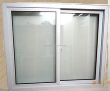 Wanjia best selling Conch brand PVC sliding window