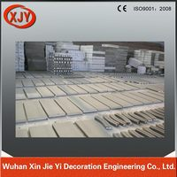 Special updated fluted decoration moulding