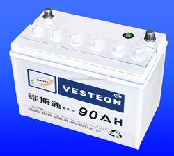 Acid Lead Battery Type and 12V Voltage auto car battery