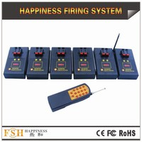 FedEX/DHL Free shipping, 500M remote control fireworks system,12 channels sequential fire system(DBR04-X2/12)