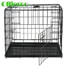 Hot selling foldable luxurious stainless steel dog cage