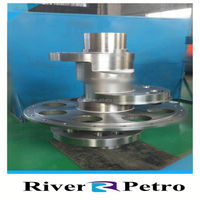 API standerd diesel mud pump parts/crankshaft widely used on oilfield oil equipment
