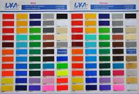 Advertising high glossy color cutting vinyl/solid color vinyl flooring/color vinyl sticker paper