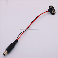 UNO R3 9V Battery Connector 9V battery clip in stock top quality