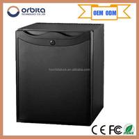 Alibaba CE, FCC certified low consumption minibar, mini fridge