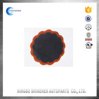 Bicycle Tyre Rubber Hot Vulcanizing Brand Car Patches for Tire Repair Tube Patch