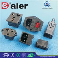 Daier 3 PIN electric switch and socket outlet
