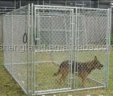 factory direct wholesale metal large dog kennel