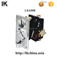 LK100B Single compare coin selector can custom your own model