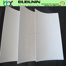 Chemical sheet used as the material of shoe toe puff and back counter