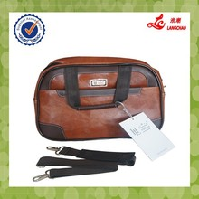 Fashion Lady Design Oil Africa Material Makeup Bag and Beauty Case