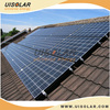 Roof mounting solar kits home energy solar system 5000w