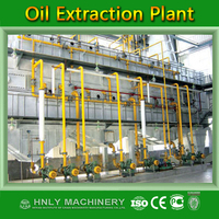 Rice Bran Oil Making Machine, castor oil extraction plant, soybean oil refinery plant