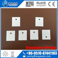 0.8mm Thickness Ceramic Substrate with hole