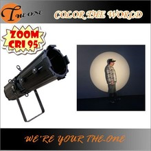300W theater light leko profile led ellipsoidal zoom