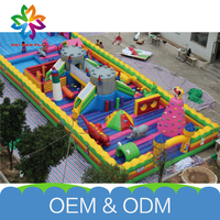 High Quality Inflatable Bouncy Castle New Style Inflatable Castle And Slide For Sale