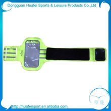 Factory supply neoprene sport cellphone armband U-band sports
