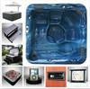 hot tub, spa bathtub, acrylic massage bathtub, A520, hydrotherapy spa