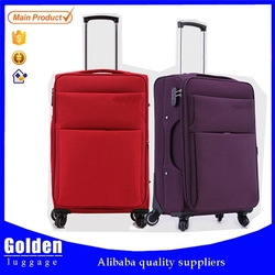 wholesale luggage made in china 20 24 28 trolley luggage factory