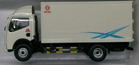 Custom 1 24 scale diecast truck model, mold produce dongguan, model truck factory