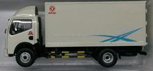 Custom 1 24 scale diecast truck model, mold produce dongguan, model truck factory