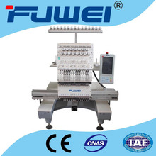 15 needles single head embroidery machine for cap/flat/T-shirt/shoes embroidery