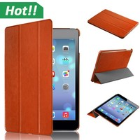 Premium Slim Smart Leather Case Cover with Retina Display For iPad Mini 2